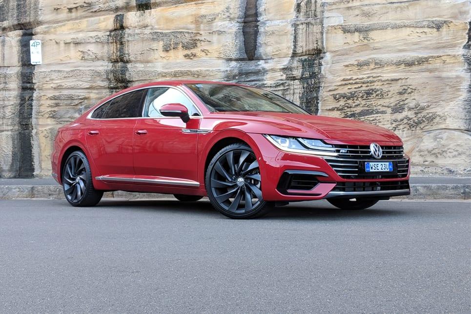 Volkswagen Arteon 2018 Review Weekend Test Carsguide