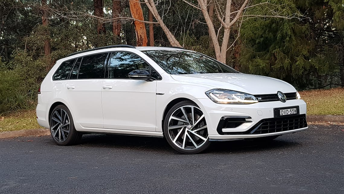 vw golf r 2018 review grid edition wagon long term carsguide. Black Bedroom Furniture Sets. Home Design Ideas