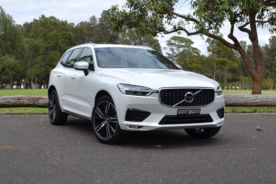 The XC60 is a beautiful beast. (image credit: Richard Berry)