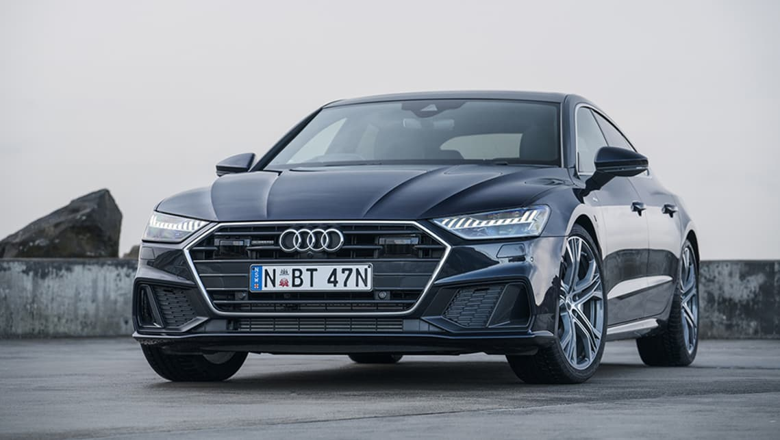Audi A7 2019 Review Carsguide