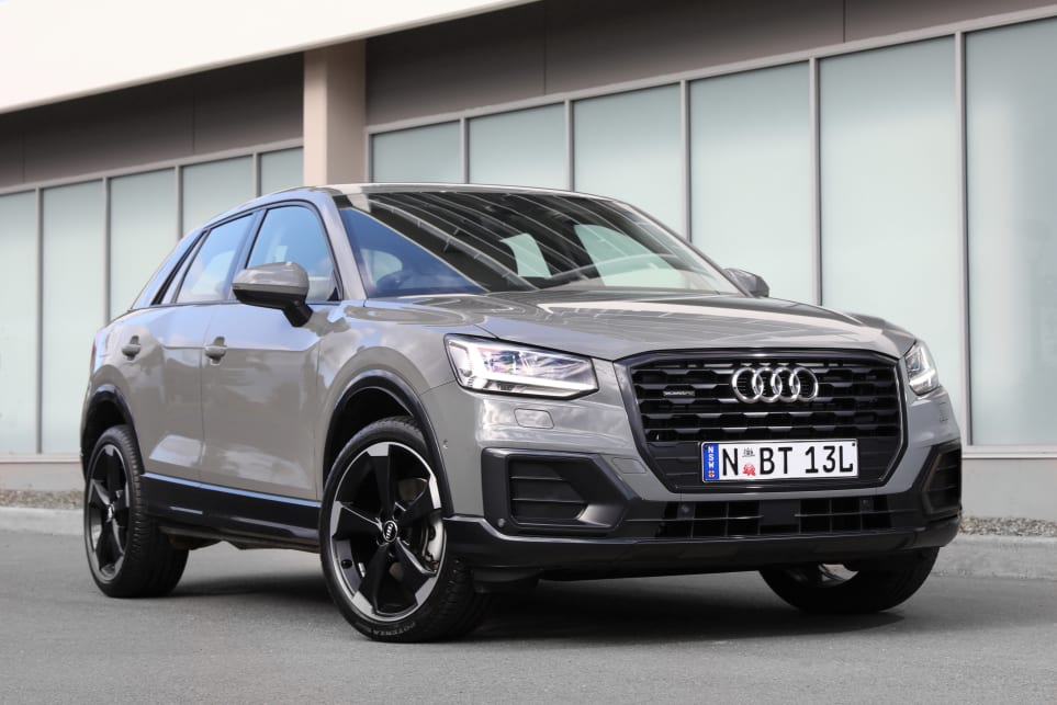 The Audi Q2 range has been rethought, with the diesel model no longer available and new names for the remaining petrol pairing.
