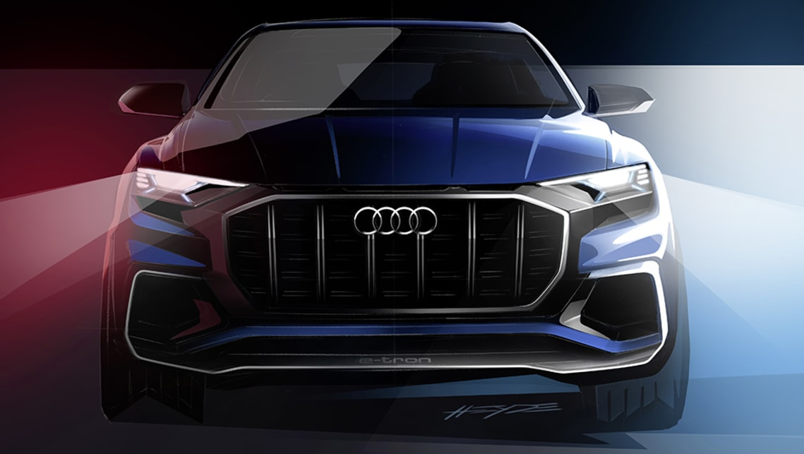 The Q3-sized but no doubt more futuristically styled SUV is part of Audi's attempt to fill out its EV line-up.