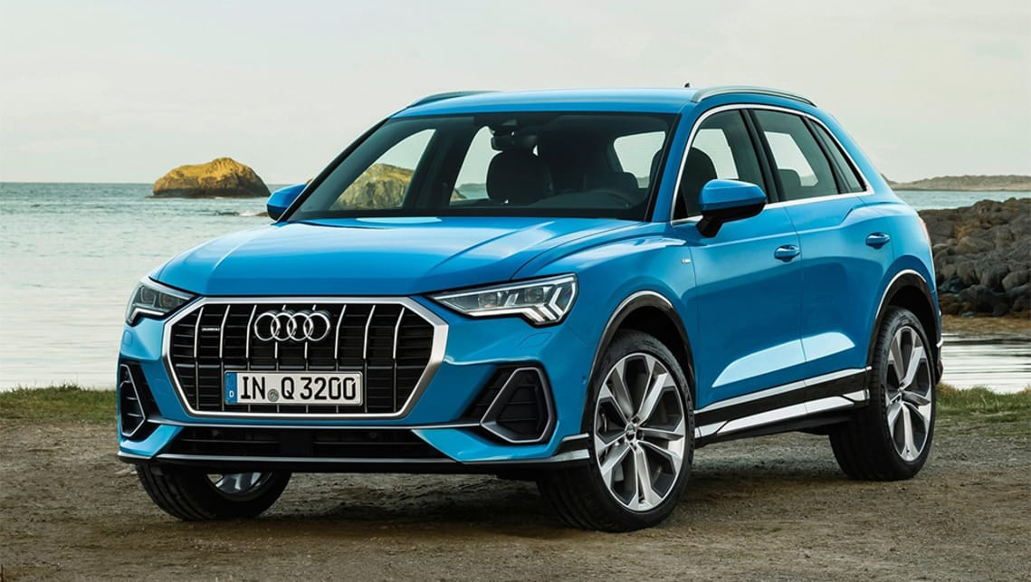 audi q3 2019 revealed car news carsguide. Black Bedroom Furniture Sets. Home Design Ideas