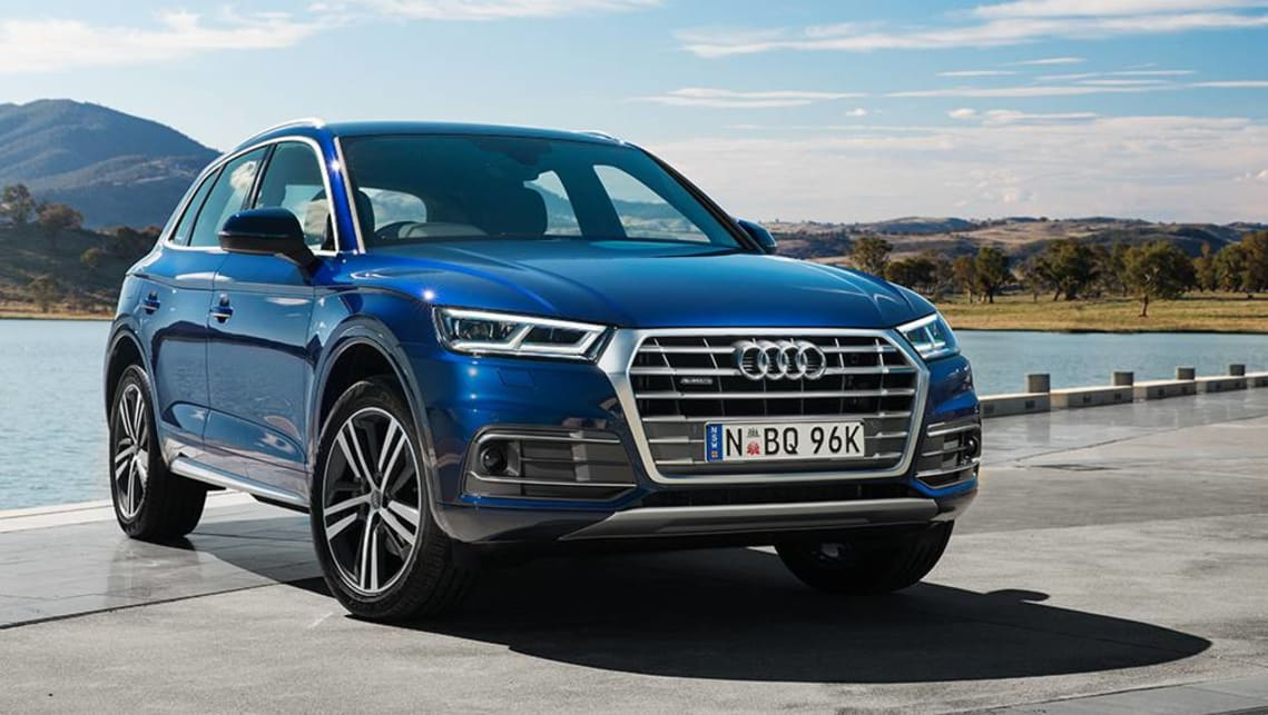 Audi Q5 Specs >> Audi Q5 2019 Pricing And Specs Revealed Car News Carsguide