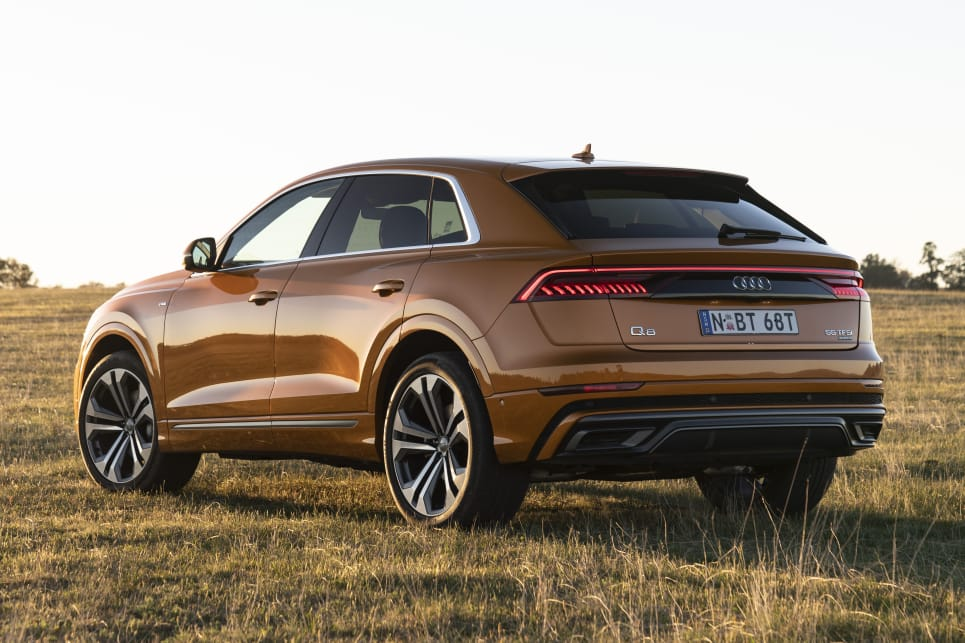 Audi Q8 2019 Review Carsguide
