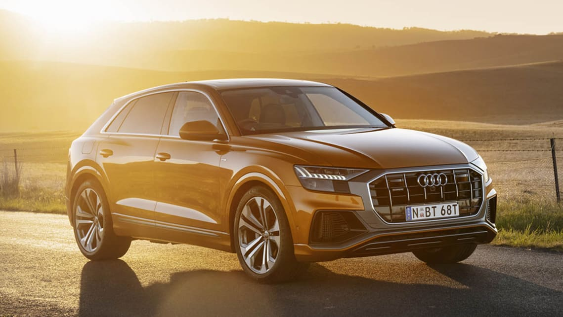 Audi Q8 2019 Pricing And Specs Confirmed Car News Carsguide