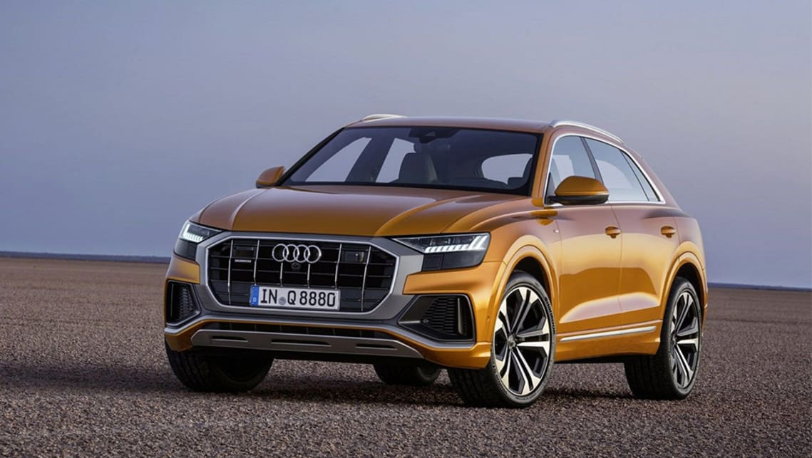 Audi Q8 2019 Revealed - Car News