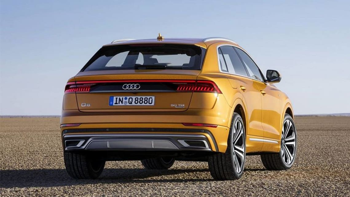 Audi Q8 2019 revealed - Car News | CarsGuide