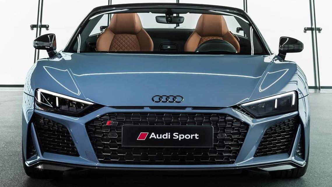 Audi R8 Engine Carsguide