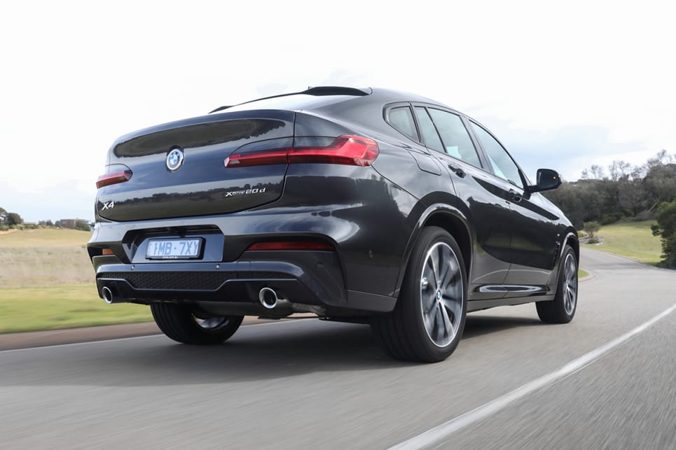 Bmw X4 Xdrive20i M Sport 2019 Review Snapshot Carsguide