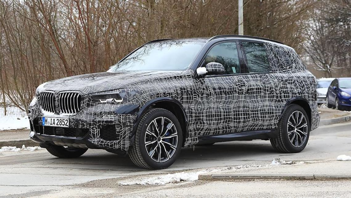 bmw x5 2019 spied testing car news carsguide. Black Bedroom Furniture Sets. Home Design Ideas
