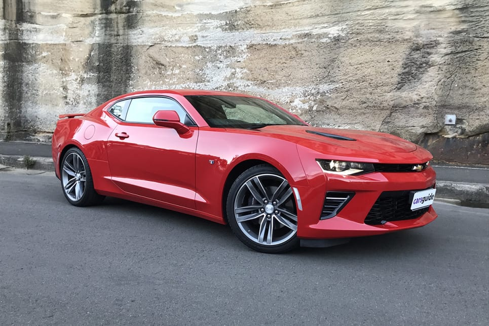 Chevrolet Camaro 2019 review