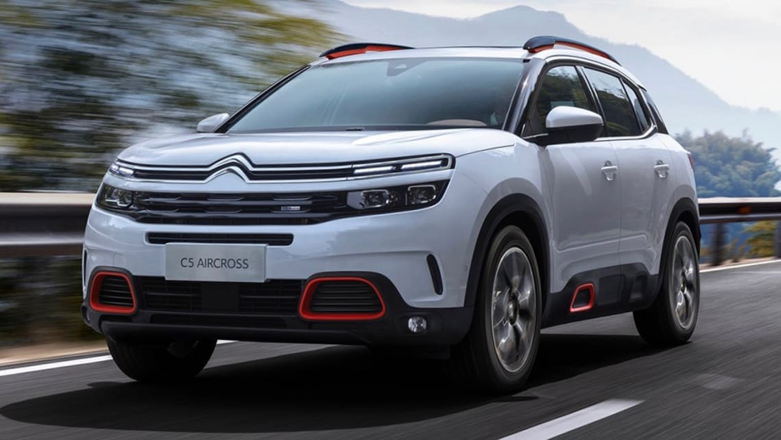 citroen c5 aircross 2019 pricing and specs confirmed car news carsguide. Black Bedroom Furniture Sets. Home Design Ideas