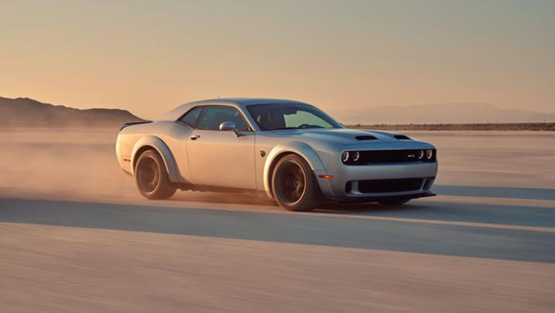 dodge challenger 2019: is this the rhd-ready muscle car for oz