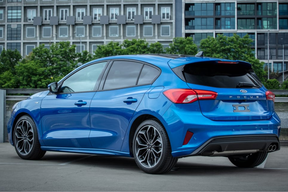 Ford Focus 2019 Review Carsguide