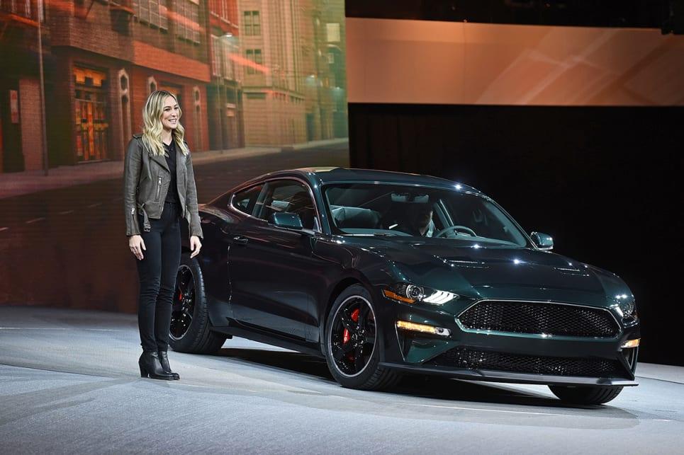 Ford F 150 Shelby Super Snake >> New Bullitt Mustang proves that retro ain't dead | CarsGuide - OverSteer