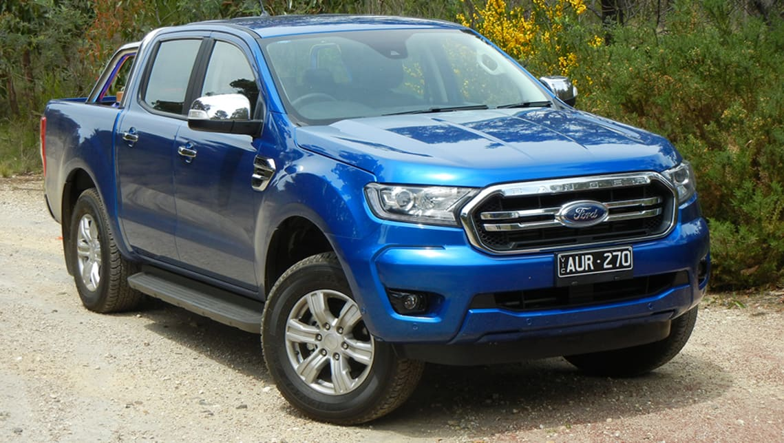 Ford Ranger XLT 2019-2020 review