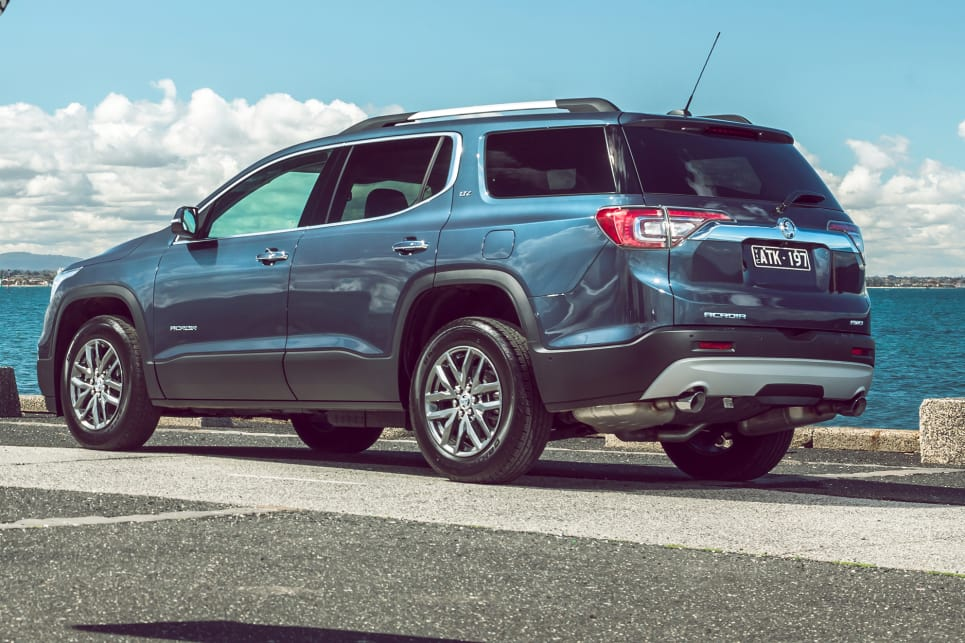 Blue Book Truck Value >> Holden Acadia 2019 review | CarsGuide