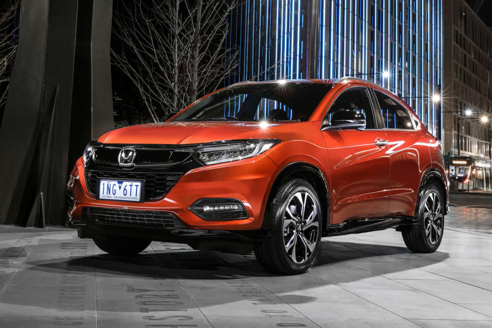 Best Suv For Towing >> Honda HR-V 2019 review | CarsGuide