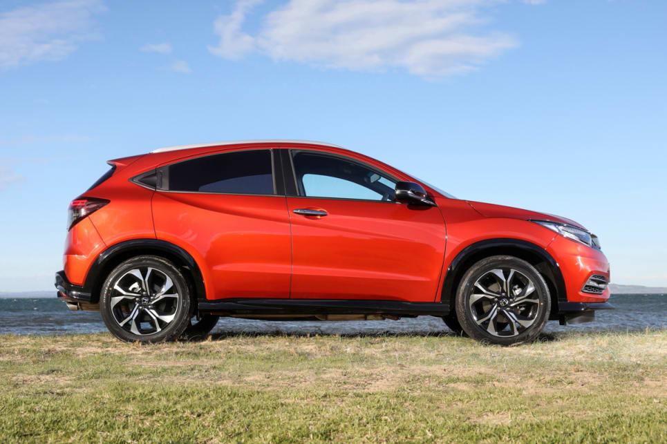 Honda Hr V 2019 Review Carsguide