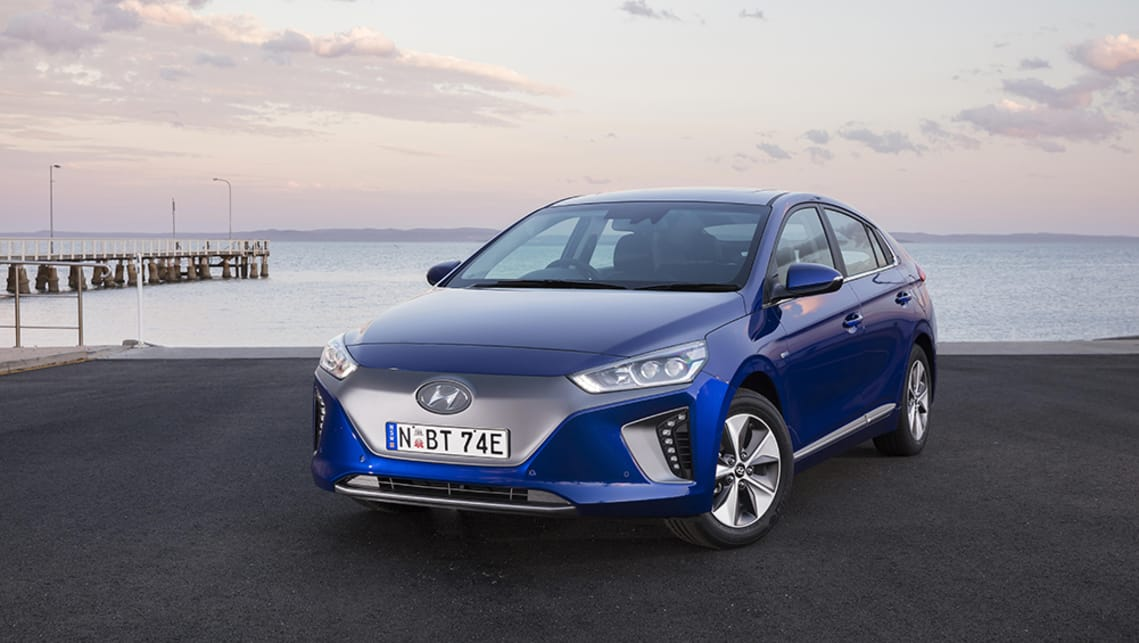 Hyundai Ioniq Electric 2019 review: snapshot