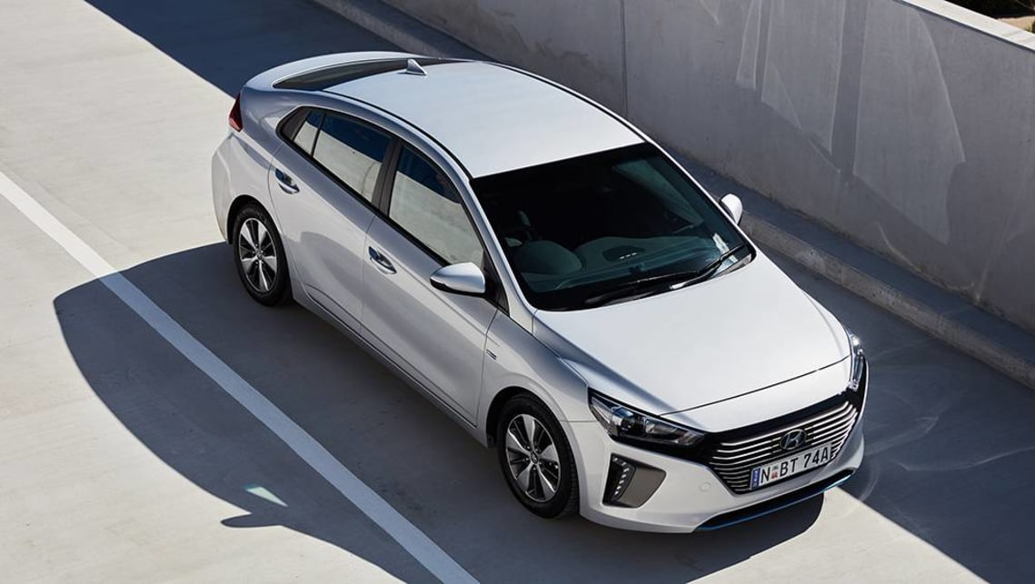 Hyundai Ioniq Plug-in 2019 review: snapshot