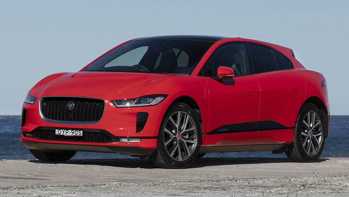 Jaguar I-Pace First Edition 2019 review: snapshot