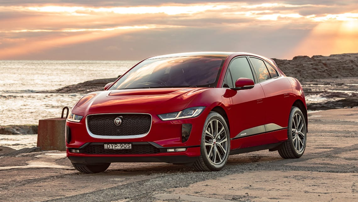 Jaguar I-Pace 2019 review