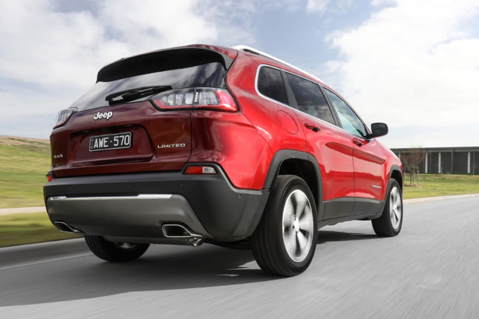 2018 Jeep Cherokee. (Sport variant pictured)