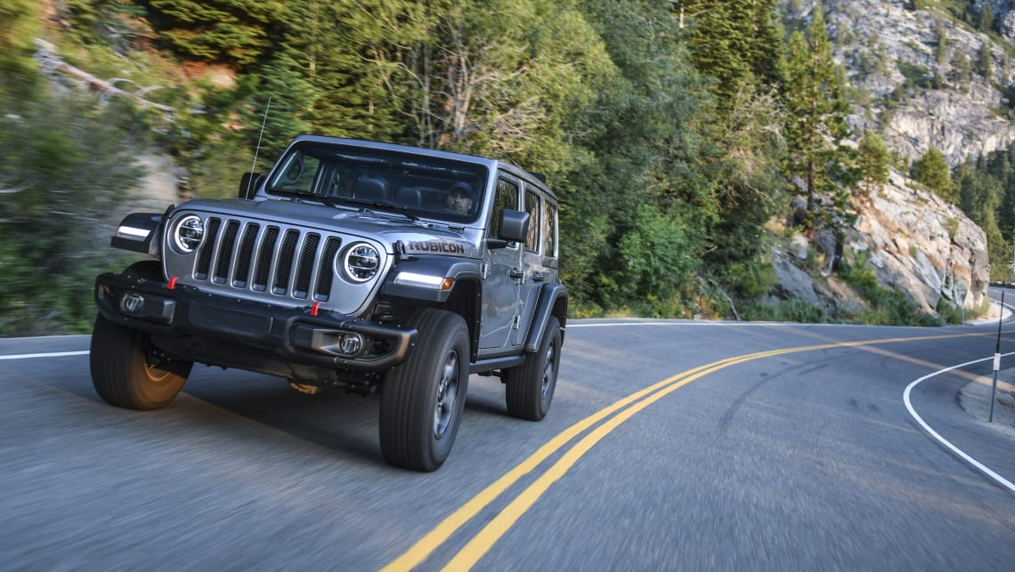 Jeep Wrangler 2019 Pricing And Specs Revealed Car News Carsguide