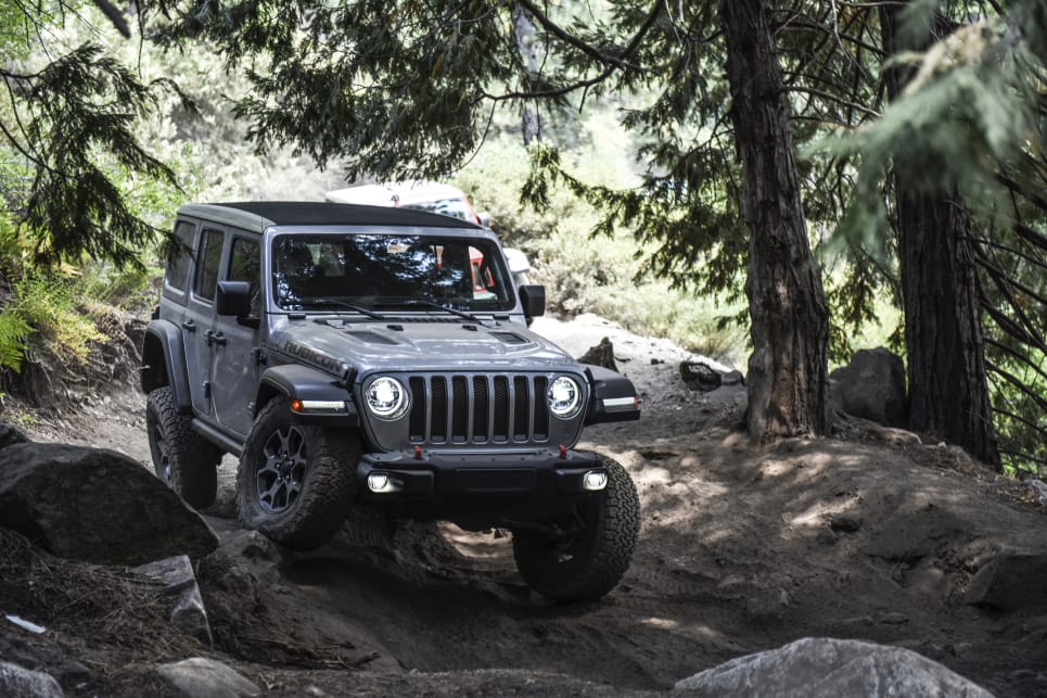 Jeep Wrangler 2018 Review Carsguide