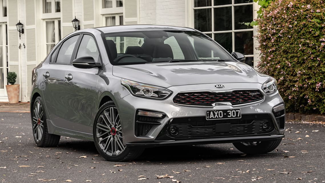 Kia Cerato Gt 2019 Pricing And Spec Confirmed Car News Carsguide