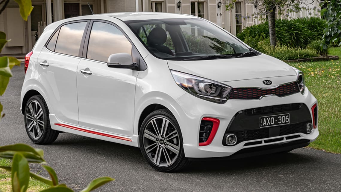 Kia Picanto GT 2019 Pricing And Specs Confirmed