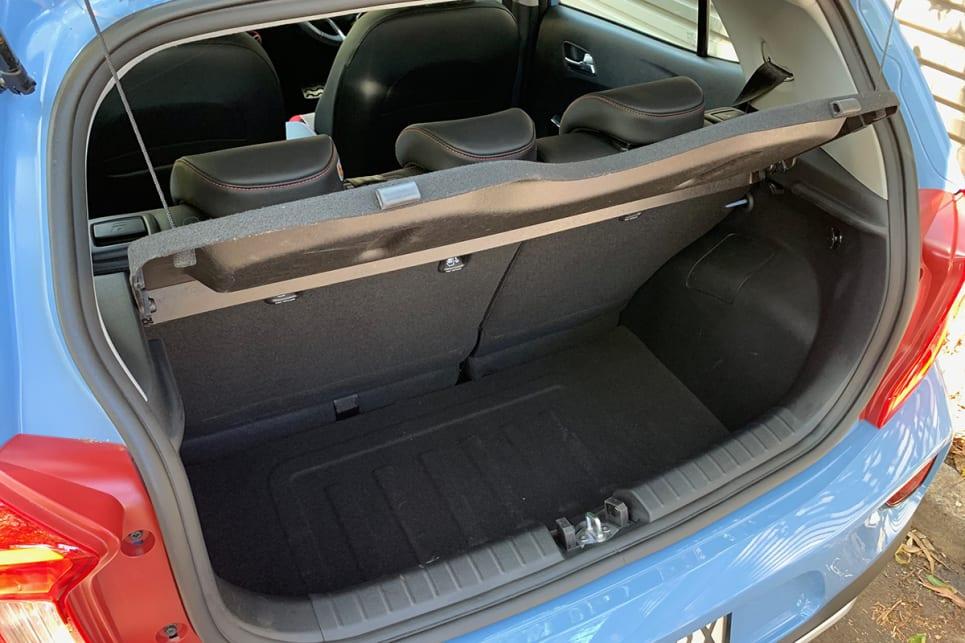 Kia Picanto X Line Interior Kia Picanto 2019