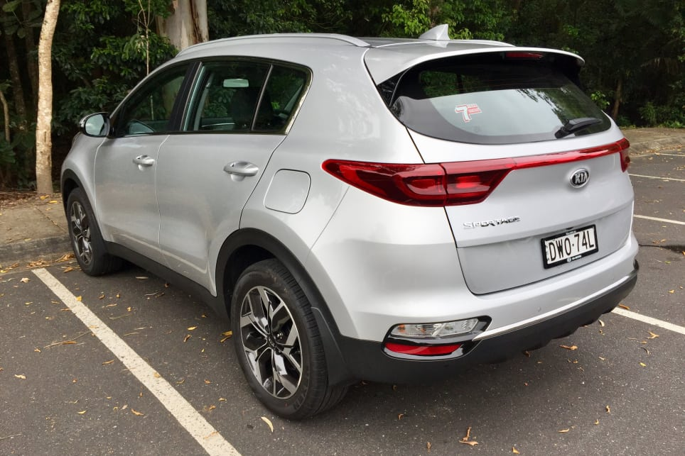 The new Sportage really doesn't look too dissimilar to the one it replaces, and for good reason.