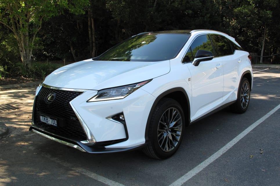 2020 Lexus RX 450hL Hybrid Luxury SUV Unveiled - YouTube  |Lexus Rx450