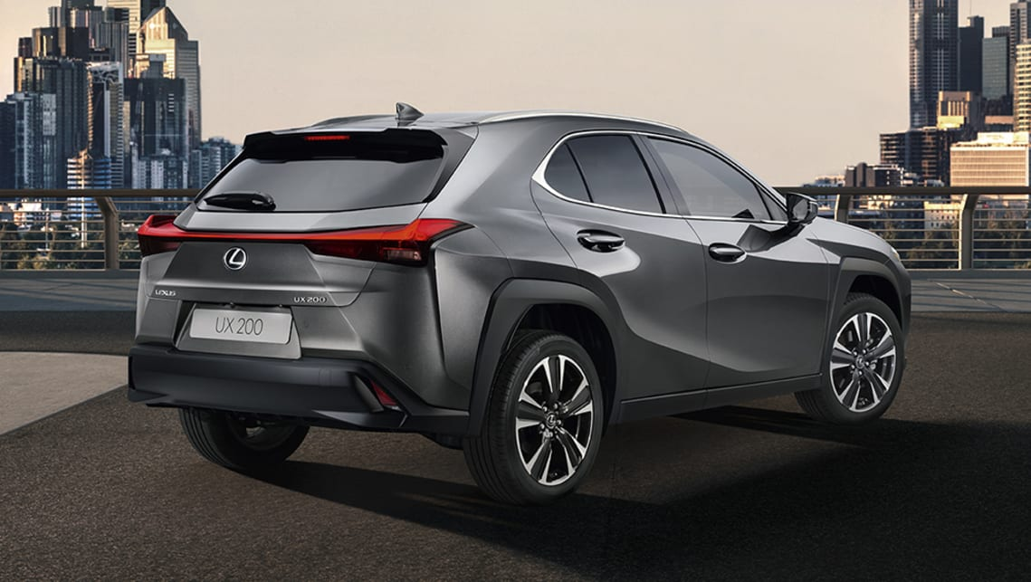 Lexus Ux 2019 Confirmed For Australia More Details