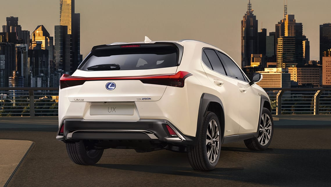 lexus ux 2019 confirmed for australia more details revealed in geneva car news carsguide. Black Bedroom Furniture Sets. Home Design Ideas
