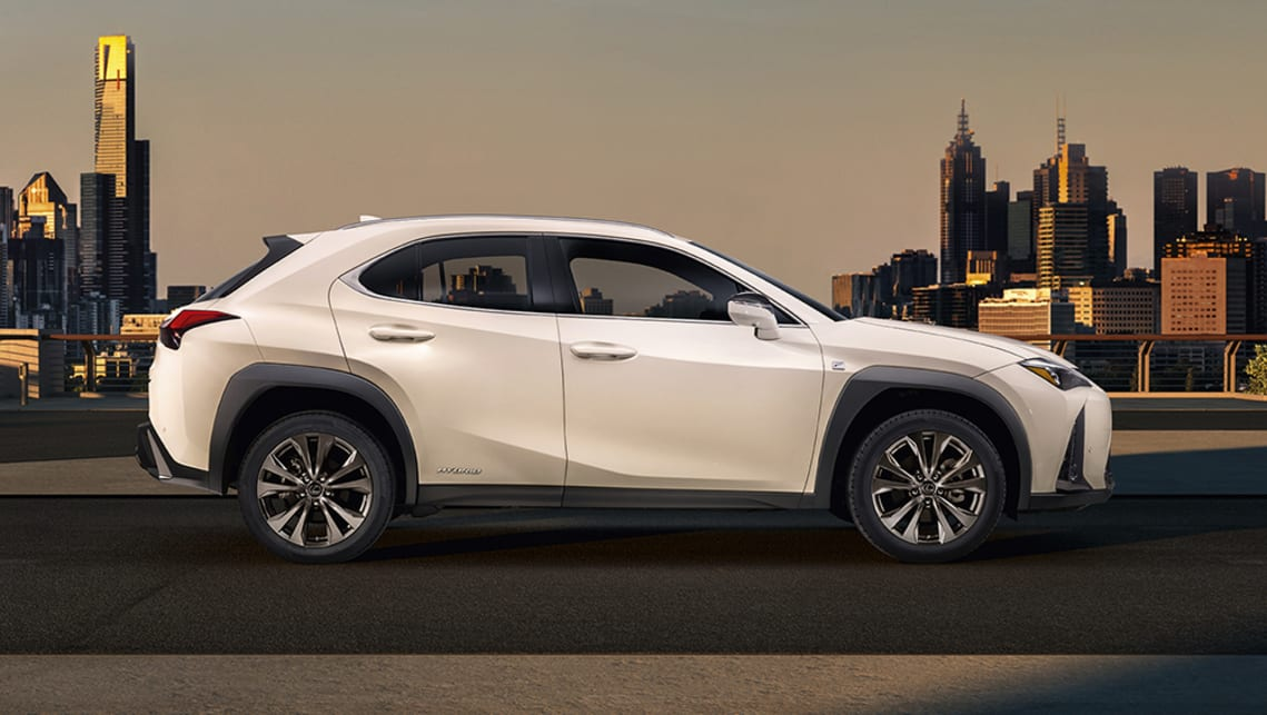 lexus ux 2019 confirmed for australia, more details revealed in