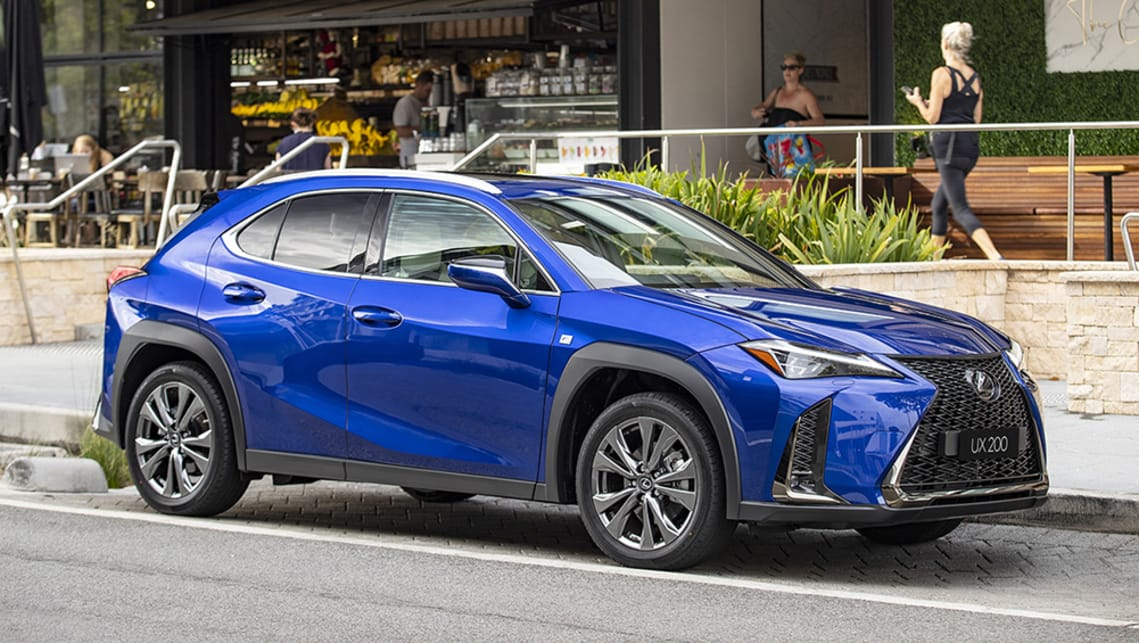 Lexus Ux 2019 Review Carsguide