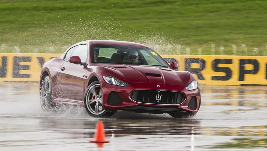 Maserati GranTurismo 2019 review: MC and GranCabrio Sport