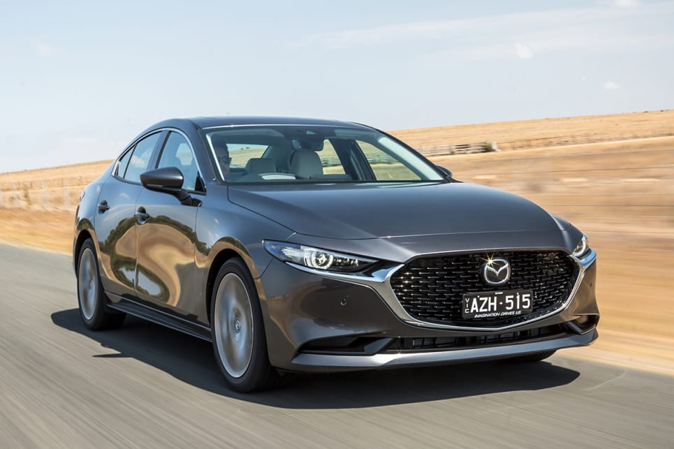 As with the hatch the new generation sedan has been completely redesigned.