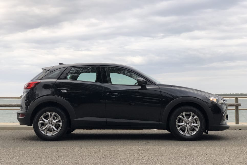 The MY19 CX-3 diesel brings a few detailed changes, a bigger diesel engine and a few little tech highlights.