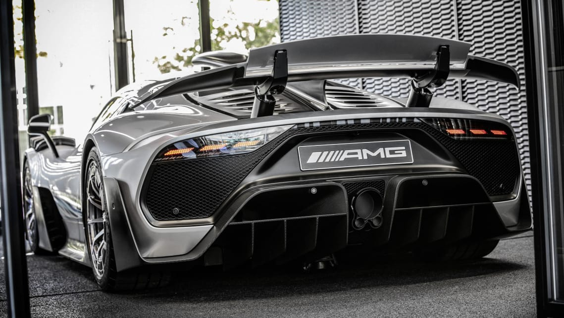 Mercedes Amg One 2019 Benz Goes With One Name For Hypercar Car