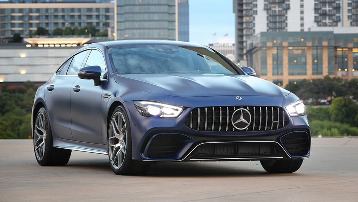 Mercedes Amg Gt 4 Door 2019 Review Carsguide