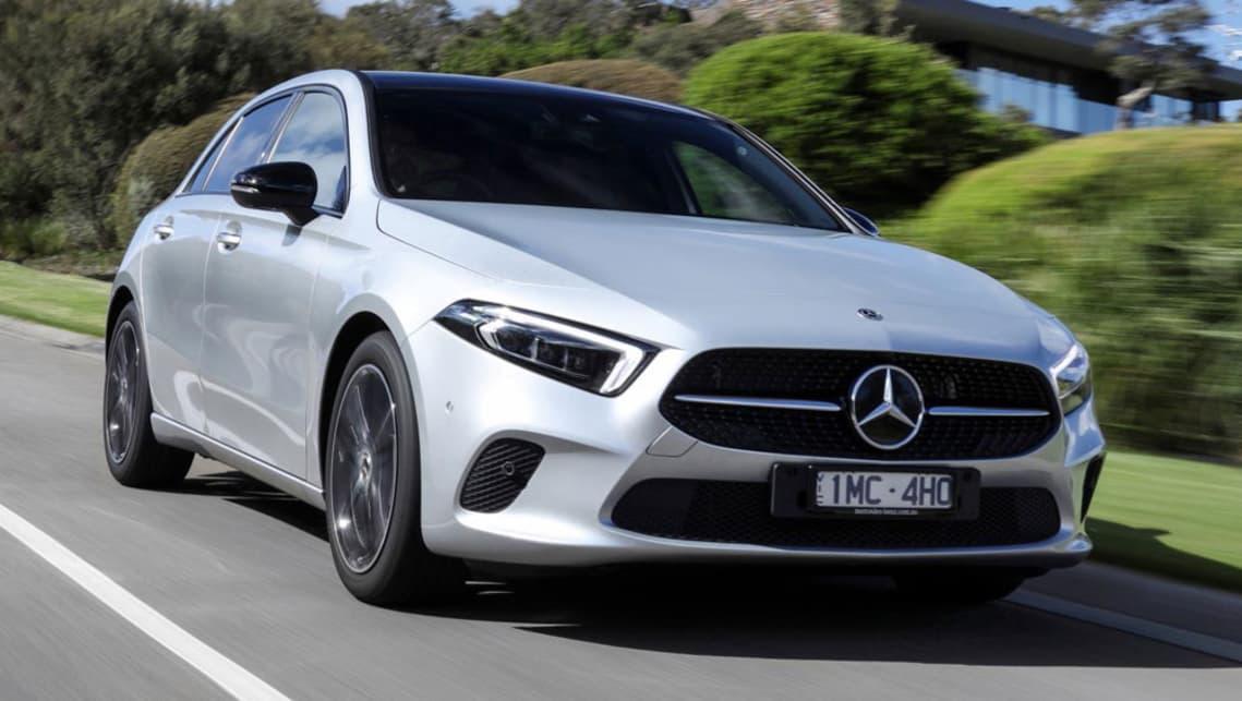 Mercedes Benz A180 2019 Pricing And Specs Confirmed Car
