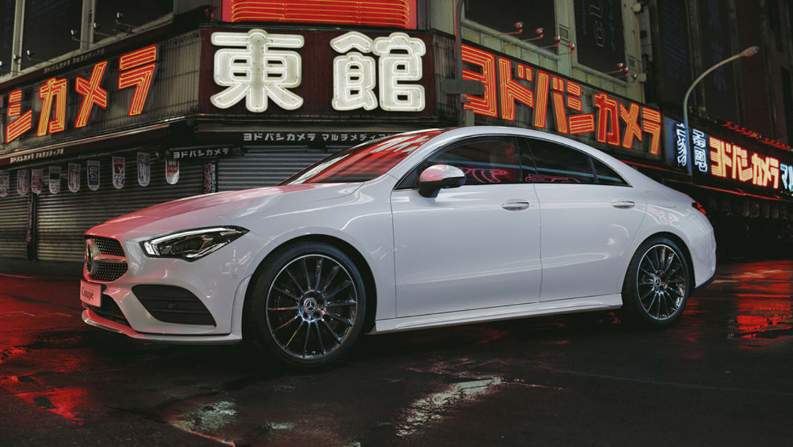 Mercedes-Benz CLA 200 2019 pricing and specs confirmed ...