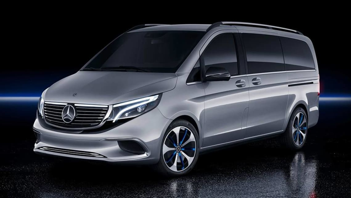 Mercedes people movers