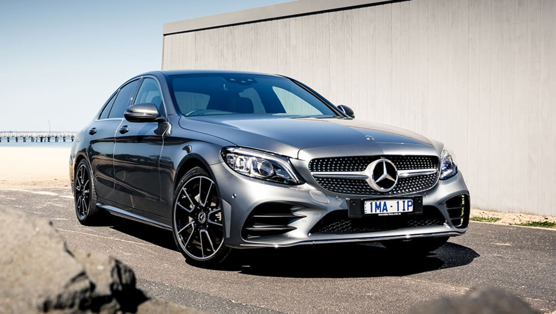 Mercedes-Benz C300 2019 review: snapshot