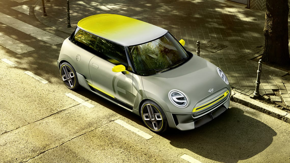 Mini Cooper S E 2020 to be world's first electric hot hatch - Car News | CarsGuide